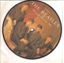 "The BEATLES ""Please please me"" 2 Track Picture 7"" Vinyl single"