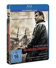 96 Hours - Taken 2 - Extended Cut - Bluray - Neuwertig 1x abgespielt