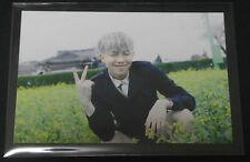 BTS Fan Meeting I Need U Official Photo Card Rap Monster