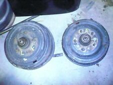 63 64 C2 Corvette Spindle Hub Assemblies---Original GM Unrestored---NCRS!