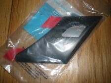 NOS 1986 87 88 89 90 FORD TAURUS LOWER QUARTER PANEL FRONT MOULDING LH