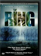 THE  RING   * NAOMI WATTS - MARTIN HENDERSON *  DVD