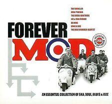 Various Artists - Forever Mod (2 CD 2013) 48 Tracks Fold out Poster Digipak