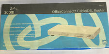 3Com OfficeConnect Cable/Dsl Router