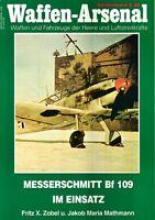 Zeitschrift Waffen-Arsenal Sonderband S-38, Messerschmitt Bf 109 im Einsatz