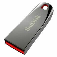 SanDisk 8GB 16GB 32GB 64GB CRUZER FORCE Memory Stick USB Flash Drive 128-Bit AES