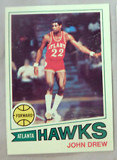 1977-78 Topps John Drew Hawks #98 Basketball Card nm