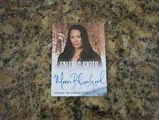 Falling Skies Season 1 Moon Bloodgood as Anne Glass Autograph Card