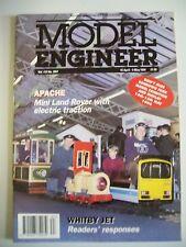 Model Engineer. Vol. 172. No. 3967. 15 April - 5 May, 1994. Apache. Mini Land Ro