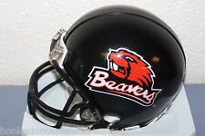 Oregon State Beavers Ncaa Vsr4 Mini Football Helmet Replica Riddell
