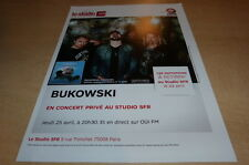 BUROWSKI - STUDIO SFR!!2013!!!FRENCH!!! PUBLICITE/ADVERT!!!