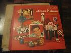 Elvis Presley; Elvis' Christmas Album RCA LOC 1035 on LP