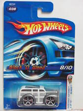 HOT WHEELS 2005 FIRST EDITIONS BLINGS - BLOCK 'O WOOD SILVER