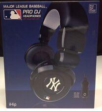 New York Yankees iHip Major League Baseball Pro DJ Headphones