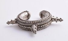 Vintage Yemeni Yemen Ethnic Bedouin Bracelet Cuff