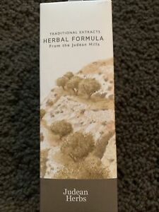 traditional extracts herbal formula judean herbs 4 Oz Kosher Hand Picked  Rabbi