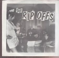 """the rip offs make up your mind 7"""" original one sided"""
