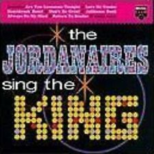 The Jordanaires Sing The King CD NEW 1998 Elvis Are You Lonesome Tonight+