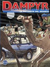 DAMPYR N° 89 - AGOSTO 2007 - BONELLI _ CONDIZIONI EDICOLA