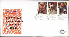 Netherlands 1994 Senior Citizens Security FDC First Day Cover #C28056