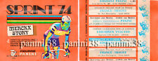 "ULTRA RARE !! Pochette ""SPRINT 74 - MERCKX STORY"" packet, tüte, bustina PANINI"