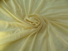 Unbranded Chiffon Apparel-Dress Clothing Craft Fabrics