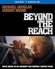 BEYOND THE REACH (Jeremy Irvine) - BLU RAY - Region A - Sealed