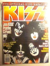 KISS - The Official Kiss Magazine Starlog Presents #5 (New Condition)