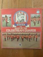 The Coldstream Guards Salute To Sousa MFP 50225 Vinyl, LP, Album