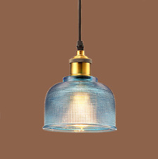 Modern Style Glass Ceiling Light Pendant Lamp Chandelier Light Shade Lampshades