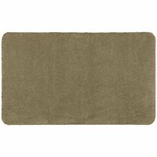 Einfarbige Tür- & Bodenmatten aus 100% Baumwolle