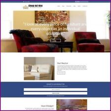 HOME FURNITURE Website Earn £787.20 A SALE|FREE Domain|FREE Hosting|FREE Traffic