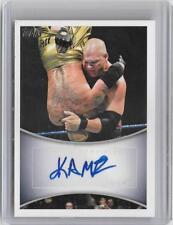 KANE 2011 TOPPS WWE AUTOGRAPH AUTO