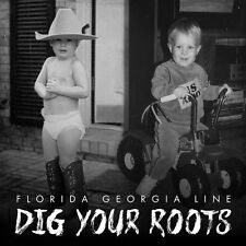 Dig Your Roots - Florida Georgia Line (CD, 2016, BMX) - FREE SHIPPING