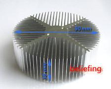 2pcs 10W Watt LED Aluminium Heatsink Round