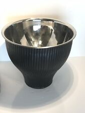 Rare Michael Aram Africana Footed Bowl For Ice,Fruit Or Salad