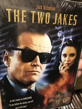 New listing The Two Jakes (Dvd, 1999, Sequel To China Town