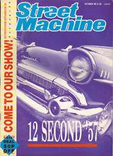 October Street Machine Transportation Magazines in English