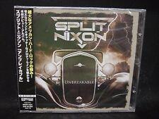 SLIT NIXON Unbreakable JAPAN CD (Import With Obi & Liner) Shinedown Hale Storm