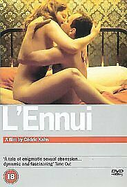 L'Ennui (DVD, 2001)  NEW AND SEALED UK REGION 2 ISSUE