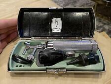 New Listingvtg Antique Welch Allyn Diagnostic Set Ophthalmoscope Otoscope Bakelite Case