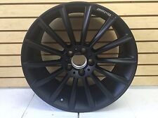 """19"""" S63 AMG STYLE STAGGERED WHEELS RIMS FITS MERCEDES C E S R CLASS GLK 1241"""
