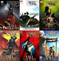 The Dark Tower: Fall of Gilead #1-6 (2009-2010) Marvel Comics - 6 Comics