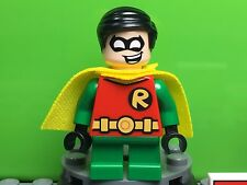 LEGO Super Heroes Robin MiniFigure (short legs) Mighty Micros AUTHENTIC 76062