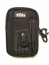 Molle Pouch Nylon Tactical Army Cell Phone Belt Clip Holster EDC Mens Utility