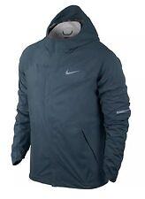 Chaqueta Para Correr Nike repelente al agua shieldrunner ~ RRP £ 160 ~ 689473 460 ~
