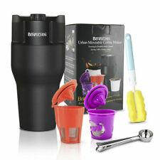 Benfuchen USB Powered Electric Single Serve K-Cup Pod Coffee Maker Machine 18OZ