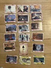 Lot of 18 Star Wars The Empire Strikes Back Collectible Cards