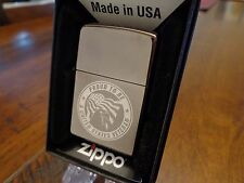 PROUD TO BE A UNITED STATES VETERAN ZIPPO LIGHTER MINT IN BOX 2003