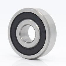 [1PC] 6200-2RS ( 10x30x9 mm) Hybrid Ceramic SI3N4 Bearing Ball Bearings 6200RS